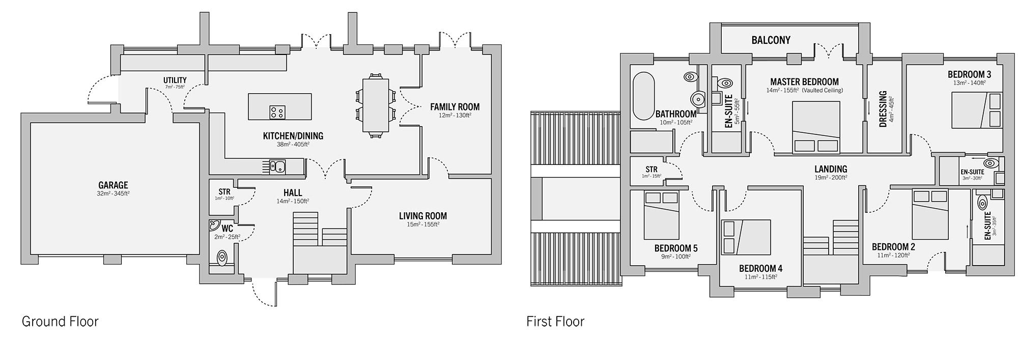 Plot 4 - Heather House