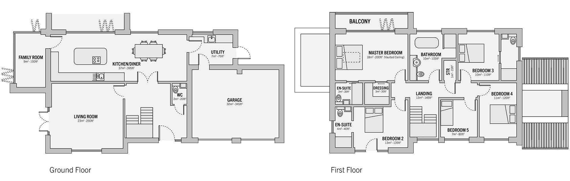 Plot 5 - Juniper House